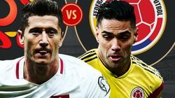 Phân tích tỷ lệ Ba Lan vs Colombia (1h00 ngày 25.6): Thế trận đôi công