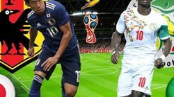 """Phân tích tỷ lệ Nhật Bản vs Senegal (22h): """"Khô hạn"""" bàn thắng"""