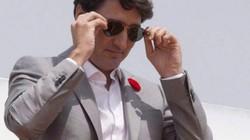 Thủ tướng Canada Trudeau bị phạt vì một chiếc kính