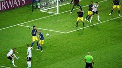 Bị đuổi người, Đức vẫn ngược dòng ngoạn mục trước Thụy Điển