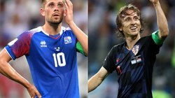 """Nhận định, dự đoán kết quả Croatia vs Iceland (01h ngày 27.6): Khó cho """"Strakarnir okkar"""""""