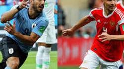 Nhận định, dự đoán kết quả Nga vs Uruguay (21 giờ ngày 25.6): Cùng bảo toàn lực lượng
