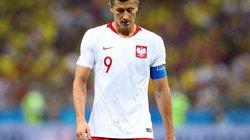 Thảm bại trước Colombia, Ba Lan chính thức bị loại