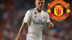 CHUYỂN NHƯỢNG (25.6): M.U sở hữu Kroos trong hè 2018?