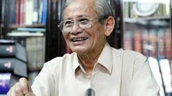 GS Phan Huy Lê đau đáu một lần đến mảnh đất thiêng liêng Trường Sa