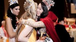 Dương Thùy Linh đăng quang Hoa hậu Phụ nữ toàn thế giới 2018
