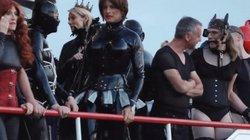 """Video: Kì dị bữa tiệc thác loạn trên """"Con tàu Tra tấn"""" ở Đức"""