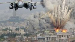 Nga lần đầu giáng đòn sấm sét diệt khủng bố ở Đông Nam Syria