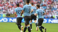 Kết quả bảng A World Cup 2018: Uruguay giành ngôi đầu
