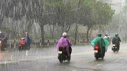 Tin thời tiết: 25 người chết, mất tích vì lũ quét, Bắc Bộ có mưa rất to