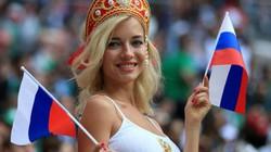 Bị tố là sao phim khiêu dâm, CĐV nóng bỏng nhất World Cup bác bỏ