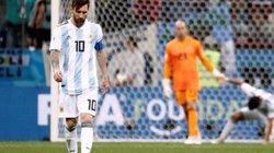 """""""Messi đang rất tức giận và tuyệt vọng trước gặp Nigeria"""""""