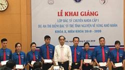 Sẽ có thêm 31 bác sĩ tình nguyện về huyện nghèo