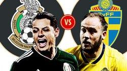 Phân tích tỷ lệ Mexico vs Thụy Điển (21h00 ngày 27.6): Tin vào cửa trên