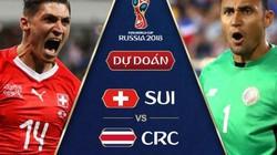 Phân tích tỷ lệ Thụy Sĩ vs Costa Rica (1h00 ngày 28.6): Khan hiếm bàn thắng