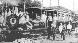 Những tuyến đường sắt đầu tiên nối Sài Gòn với những vùng đông dân cư