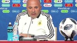 """""""Suýt chết"""" trước Nigeria, HLV Argentina từ chối bình luận về trọng tài"""