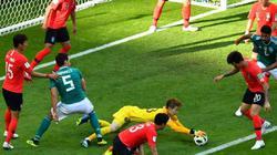"""Tin nhanh World Cup (28.6):Người hùng Hàn Quốc từng bị Văn Toàn """"xé lưới"""""""