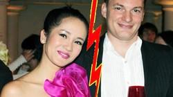 Hồng Nhung tuyên bố đổ vỡ hôn nhân với chồng Tây kém tuổi
