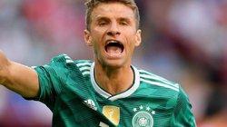 Tại sao Muller bất ngờ phải dự bị khi Đức thua sốc Hàn Quốc?