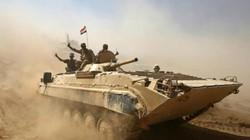 Quân đội Syria đánh bật IS khỏi toàn bộ vùng sa mạc khổng lồ