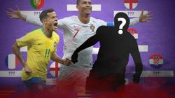 Đội hình tiêu biểu vòng bảng World Cup 2018: Hàng công siêu đẳng