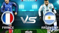 Phân tích tỷ lệ Pháp vs Argentina (21h00 ngày 30.6): Tin vào điệu tango