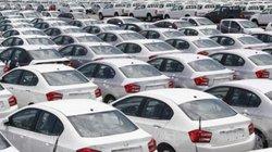 Lượng ô tô nhập nguyên chiếc giảm sâu, giá tăng hơn 10.000 đô