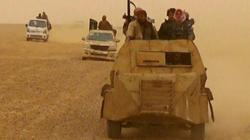 IS dốc sức đánh chiếm lại vùng biên giới từ tay quân đội Syria