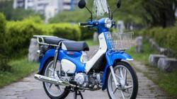 Honda Super Cub chỉ chỉnh nhẹ, hiệu ứng đã siêu vi diệu