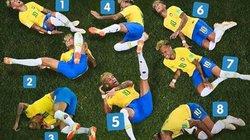 ẢNH CHẾ WORLD CUP (30.6): Messi tước quyền của HLV Sampaoli, Neymar đen đủi