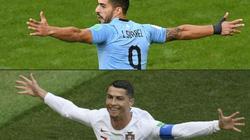 Xem trực tiếp Uruguay vs Bồ Đào Nha trên VTV3