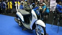 2018 Yamaha Fino 125: Đòn tấn công thẳng vào Honda Scoopy
