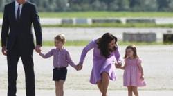 Những nguyên tắc dạy con trong gia đình hoàng tử William cha mẹ nào cũng nên học hỏi
