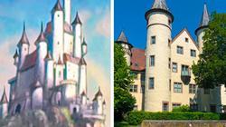 9 địa điểm đẹp như mơ lấy cảm hứng từ những câu chuyện cổ tích