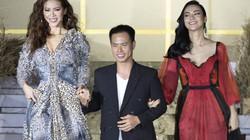 Mẫu Việt hóa thành cô gái Trung Đông trên sàn diễn
