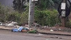 Hãi hùng thi thể nữ giới đang phân hủy trong bao tải ở Bình Phước