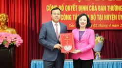 Con trai nguyên Bí thư Hà Nội Phạm Quang Nghị làm Phó Bí thư Sóc Sơn