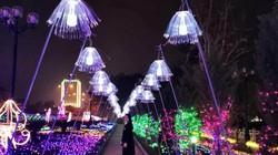 ẢNH: Thỏa thích check in tại Lễ hội ánh sáng lần đầu có ở Lạng Sơn