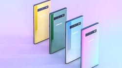 HOT: Năm nay Galaxy Note 10 sẽ có hai phiên bản