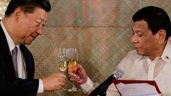 Tổng thống Philippines chỉ trích Mỹ, quay sang ủng hộ Trung Quốc
