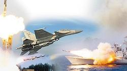 """Toàn bộ 3 quân chủng Ấn Độ sẵn sàng """"dội bão lửa"""" Pakistan"""
