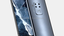 Motorola âm thầm phát triển smartphone 4 camera độc đáo