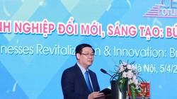"""Phó Thủ tướng Vương Đình Huệ, """"Sáng tạo là sống còn với doanh nghiệp, cần làm ngay"""""""