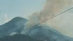 Cháy rừng dữ dội ở Gia Lai, 70 người tham gia dập lửa