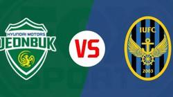 Xem trực tiếp Jeonbuk FC vs Incheon United trên kênh nào?