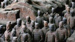 Vũ khí sáng loáng suốt 2.000 năm của đội quân đất nung bảo vệ Tần Thủy Hoàng