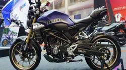 Quá đẹp 2019 Honda CB300R Navy Street Racer giá 118 triệu đồng