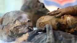 Phát hiện hàng loạt xác ướp trong mộ 2.000 năm ở Ai Cập