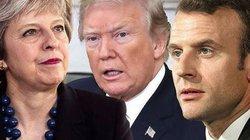 Mỹ, Anh, Pháp bị tố làm điều khủng khiếp này ở Syria